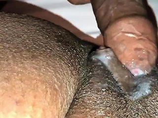 Ebony Getting Fucked By Big Black Cock