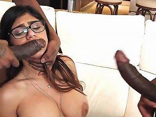 Arabic Egypt Wife My Big Black Threesome