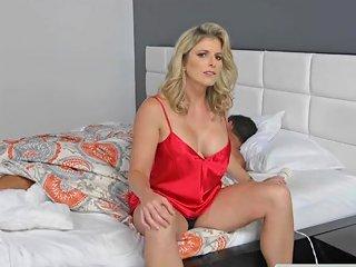 Busty Stepmom Facialized After Doggystyle Free Hd Porn Ca