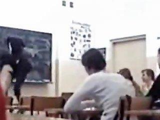 Nackt Im Klassenzimmer Nude In The Classroom Porn 2b