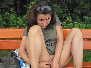 A Open Park Bench Free Parking Porn Video 6b Xhamster
