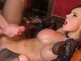 Huge Cumshot On Teen In Stocking Free Porn 2e Xhamster