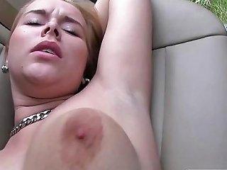 Pickedup Amateur Eurobabe Slammed On Backseat Free Porn 17