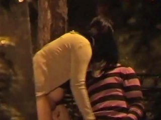 Couple At Play On Park Bench Free Hidden Vids Porn Video C6