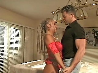 Lovely Blonde Anal Slut With Braids Gets Her Ass Fucked