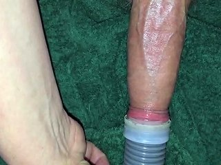 Cock Sucking With A Vacuum Cleaner With Cum Shot Gay