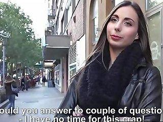 Mofos Public Pick Ups Euro Chick Sucks Dick In