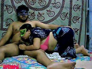Velamma Bhabhi Bend Over Taking Her Lover Big Cock In