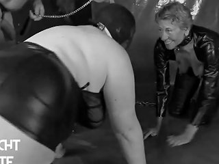 Pissoma In Chains Humiliation Porn Video 3c Xhamster