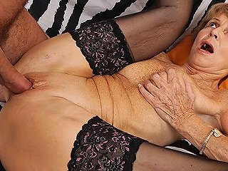 75 Year Old Mom Loves Toyboy