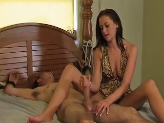 Ashely's Tickling Handjob With Tease And Denial Porn 38