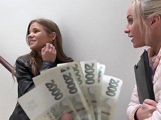 Czech Street Sex With Cute Teen Girl