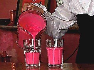 Wet Sex Fetish XXX Wedding Party Clip Segment 1