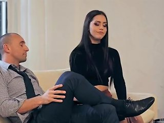 Alina Lopez Has A Fantasy With Her Boss