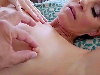 Son Massages Mom She Massages His Balls Txxx Com