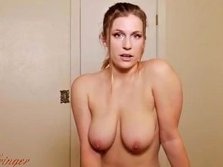 Babysitter Gives You The First Blowjob