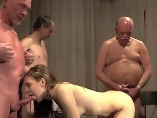 Old Young Porn Teen Gangbang By Grandpas Pussy Fucking Porn Videos