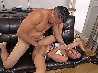 Teen Public And Petite College HD Rough Rectal Hump For Lexy Banderas Birthday