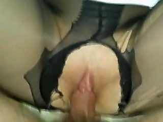 Fucked In Ripped Pantyhose 1 Sex