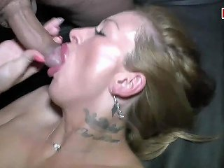 German Amateur Huge Piss And Creampie Groupsex Orgy With Horny Milfs