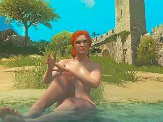 Witcher3nuditytriss New Reddit Hd Porn Video Db Xhamster