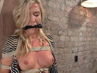 Mr Pete Karla Kush In Fresh Meat Bondage Slut Sexandsubmission