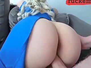 Pawg Escort Ginger Vixen Stand Up Sex