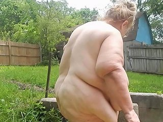 Out Side Working On New Garden Free Gardener Hd Porn F0