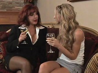 Lesbian Milf Vanessa Wants To Lick A Sexy Teen's Moist Cunt Any Porn