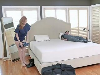 Familystrokes Redhead Military Wife Gets Rammed By Stepson 124 Redtube Free Cumshot Porn