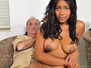 Old Man Ass Fuck And Girl Teacher Young Glenn Finishes The Job