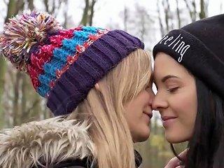 Lesbea Gorgeous European Teens Passionate Lesbian Love Making 124 Redtube Free Blonde Porn