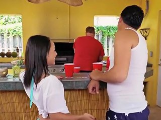 Holly Hendrix Has Some Fun With Her Dad 's Friend Dfmd15108 Hdzog Free Xxx Hd High Quality Sex Tube