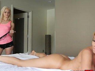 Whipping Teen Lesbian Fucks MILF Sub Hard Porn Videos