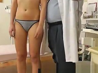 Teen Vagina At Gyno Hospital Checked By Senior Doctor On Spy Cam