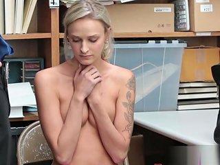 Security Guard Pounding Blonde Thief Hdzog Free Xxx Hd High Quality Sex Tube