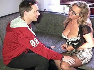 German Mom Fuck The Young Lover Of Her Best Girlfriend