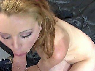 Stupendous Redhead Minx Tatiana Garcia Fucked In All Poses