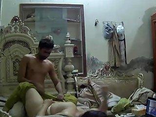 Indian Bhabhi Tantalizing Homemade Sex