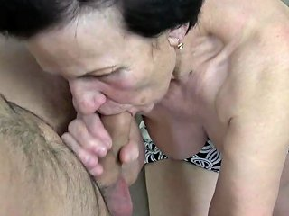 Granny Seduced By Horny Young Guy Free Porn Ce Xhamster