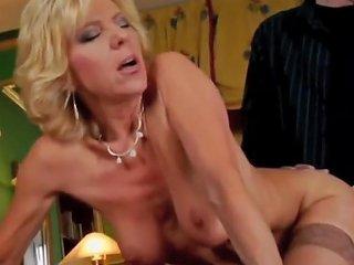 German Mature Tries On A Blue Dress Free Porn 86 Xhamster