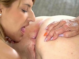 21sextreme Old Lesbian Eating Teen Butthole Free Porn 6d
