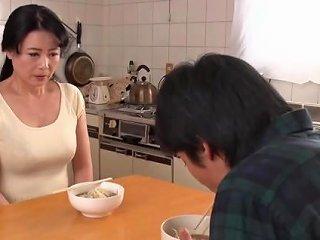 Japanese Amateur Wife Cheats With Neighbor