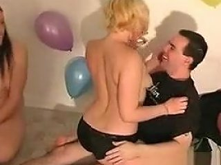 Truth Or Dare Sex Game With College Teens