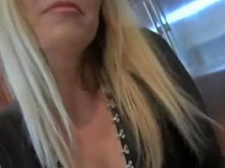 Dirty Step Mom Goes For Step Son