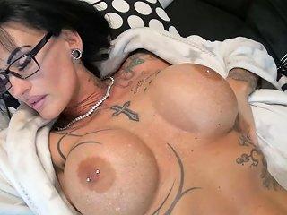 German Amateur Big Tits Tattoo MILF Face Fuck And Facial Txxx Com
