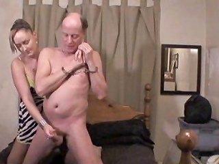 Bill Handcuffed For Cum Free Femdom Porn 5e Xhamster