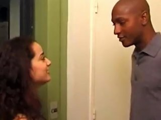 Hot French Cute Fucked By Repairman