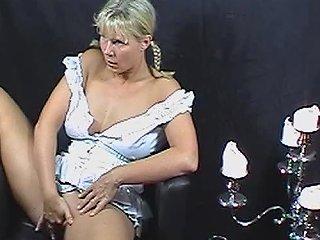 A Blond Cum Eater Her Own Free Girls Masturbating Porn Video