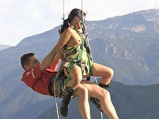 Extreme Sport And Hard Fuck Is All That Vanessa Mae Needs For A Luck